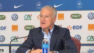 Equipe de France : le message rassurant de Didier Deschamps à Paul Pogba (VIDEO)