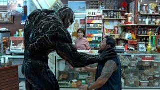 Venom débarque au cinéma ! Toutes les images du super vilain de l'univers Marvel (PHOTOS)