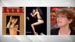 L'étonnante réaction de la maman de Jane Birkin en découvrant ses photos dénudées avec Serge Gainsbourg (VIDEO)