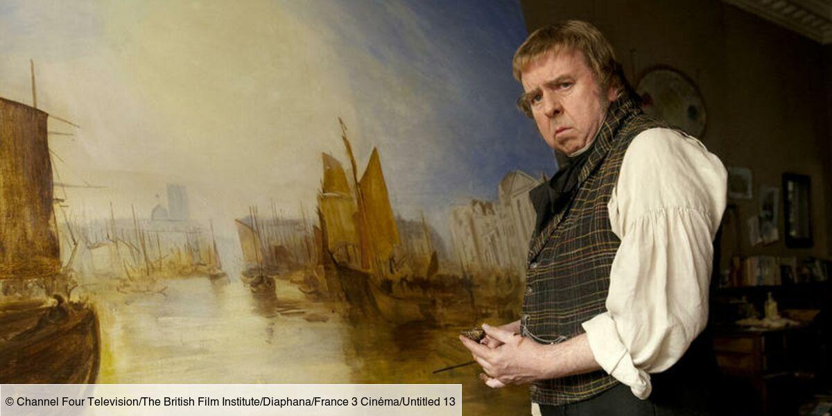 Mr Turner Arte Qui Etait William Turner Ce Peintre Genial Au Caractere De Cochon