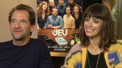 Le Jeu (Canal +) : Bérénice Béjo et Stéphane De Groodt accros au portable ? Leur surprenante réponse (VIDEO)