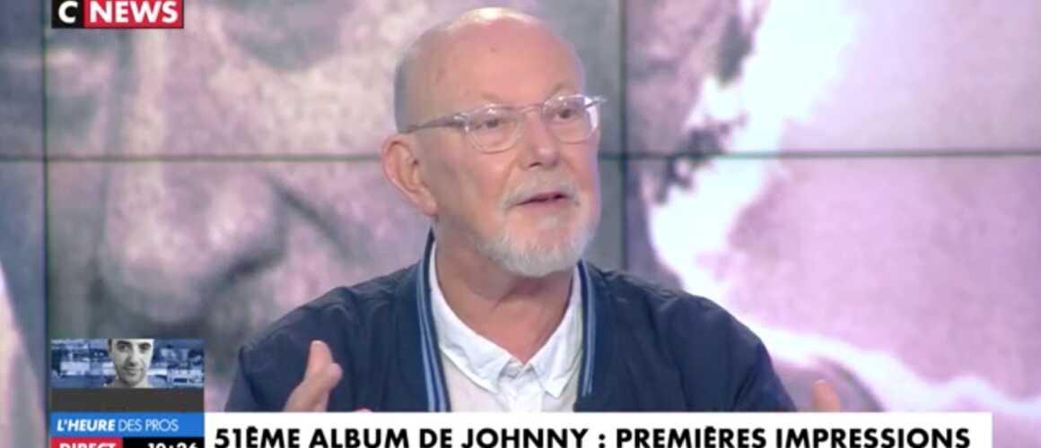 """""""Il était un peu réduit..."""" : les propos-chocs de Jean-François Kahn sur l'intelligence de Johnny Hallyday (VIDEO)"""