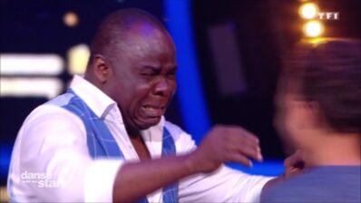 """Exclu. Basile Boli en larmes dans Danse avec les stars : """"Voir mon neveu pleurer m'a bouleversé"""""""
