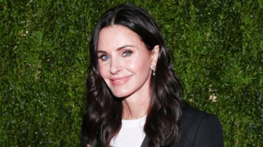 Courteney Cox datant