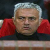 Manchester United/Juventus Turin : José Mourinho est arrivé à Old Trafford... incognito ! (VIDEO)