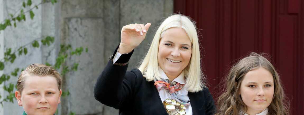 À 45 ans, la princesse héritière mette-marit de norvège souffre d