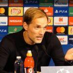 Quand Thomas Tuchel, l'entraîneur du PSG, s'énerve avec un journaliste italien (VIDEO)