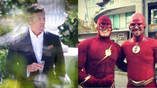 Un nouveau crossover de superhéros, Patrick Dempsey en tournage à Rome, Clément Rémiens à Sète... Les photos de tournage de la semaine (PHOTOS)