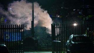 L'hélicoptère du propriétaire du club de football de Leicester victime d'un crash (REVUE DE TWEETS et MAJ)