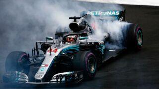 Formule 1 : Lewis Hamilton décroche son cinquième titre de champion du monde ! (VIDEO)