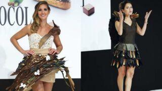 Marie Portolano, Joyce Jonathan… Elles ont fait le show au Salon du Chocolat (PHOTOS)