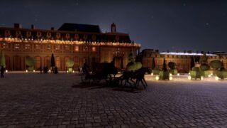 Réalité virtuelle : visitez le Château de Versailles
