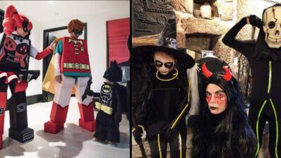 La fille d'Alizée déguisée en Eleven, Eva Longoria et son fils, Jessica Alba et ses trois enfants… Les stars en famille pour Halloween (PHOTOS)
