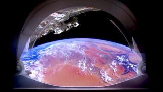 Réalité virtuelle : une immersion dans l'espace en vidéo 360° avec Thomas Pesquet !