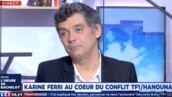 Polémique avec TF1 et Karine Ferri : sur LCI, Thierry Moreau (ex-TPMP) tacle subtilement... Cyril Hanouna ! (VIDEO)