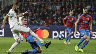 Plzen/Real Madrid : Karim Benzema s'offre un slalom et un but superbe ! (VIDEO)