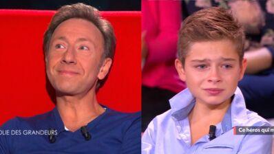 Stéphane Bern au bord des larmes en évoquant la mort de sa grand-mère, Bastien le héros de 13 ans en pleurs dans Ça commence aujourd'hui... Le zapping émotion (VIDEO)