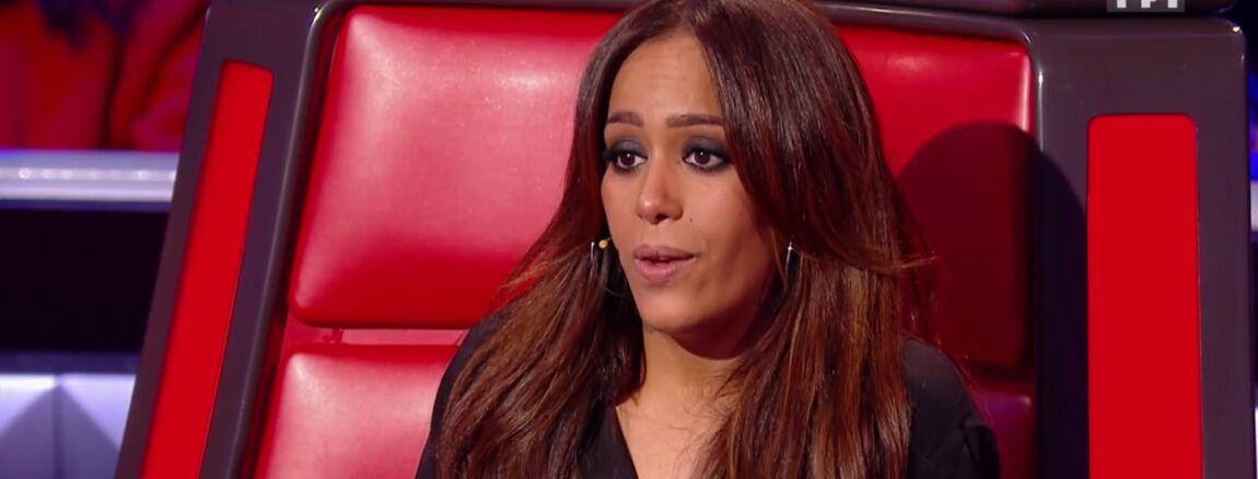 The Voice Kids (TF1) : L'extinction de voix d'Amel Bent