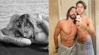 Instagram : moment sensuel entre Justin Bieber et sa femme Hailey Baldwin, Bob Sinclar et son fils tout en muscles (PHOTOS)