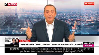 Lassé d'être mis à l'écart par CNews, Jean-Marc Morandini tacle sa chaîne en direct (VIDEO)