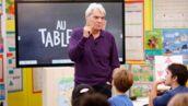 Au tableau ! (C8) : conditions, comportement avec les enfants... les coulisses du tournage avec Bernard Tapie