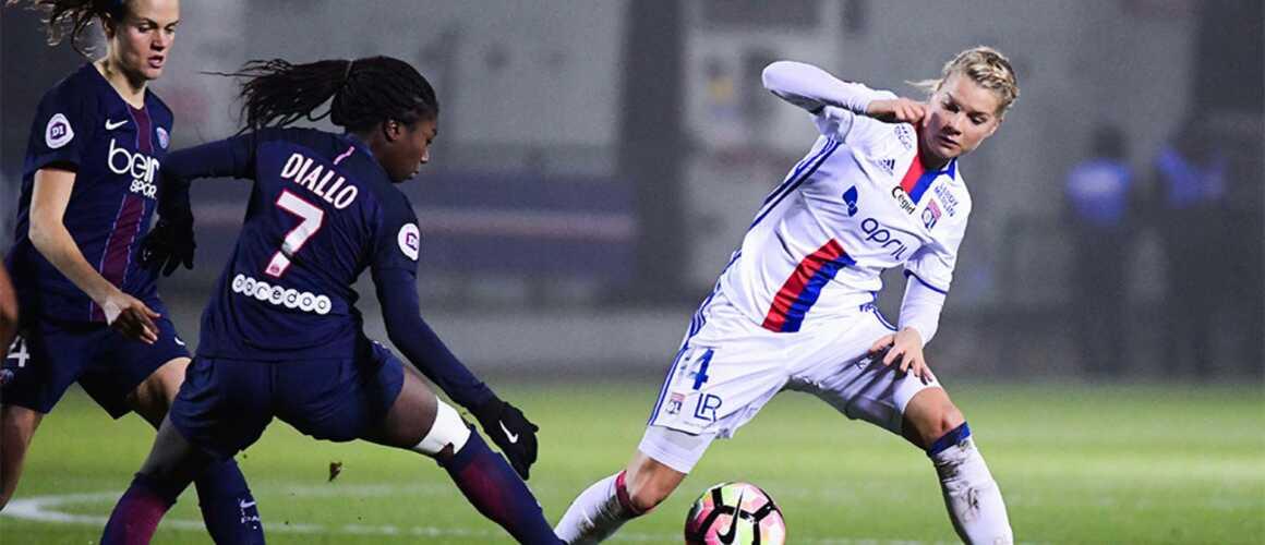 Programme TV Football féminin : sur quelles chaines suivre la 10e journée du Championnat de D1 ?