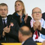 Football : le prince Albert II estime que le propriétaire de l'AS Monaco pourrait partir