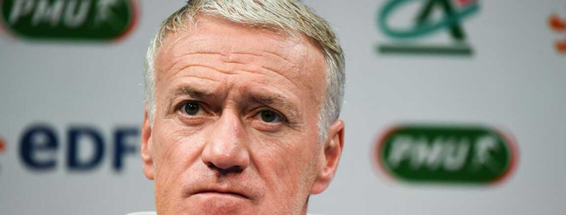 dfba149892c Didier Deschamps punit les Bleus après la défaite contre les Pays-Bas