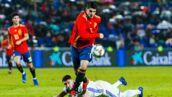 Football : l'incroyable raté d'un attaquant espagnol devant le but (VIDÉO)