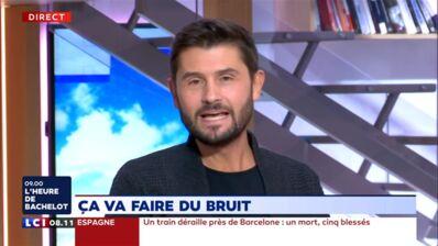 """Christophe Beaugrand tacle """"les capacités intellectuelles d'un bulot"""" de Laurent Wauquiez après ses propos polémiques sur la PMA !"""