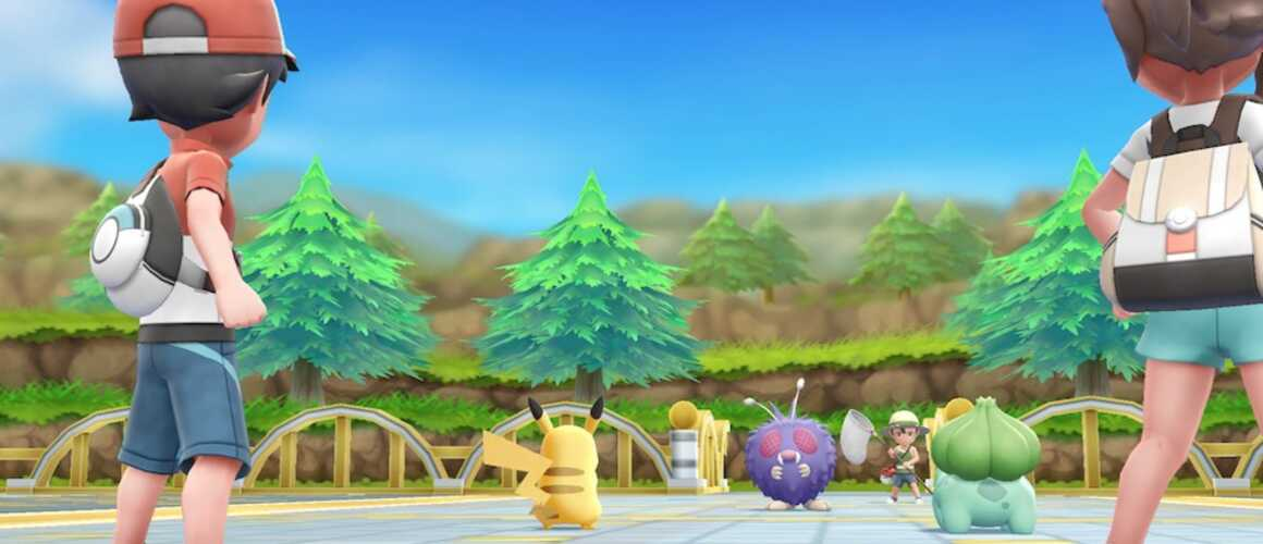 Pokémon Let S Go Un Jeu Un Peu Trop Facile Video