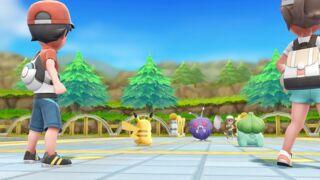 Pokémon Let's go : un jeu un peu trop facile ! (VIDEO)