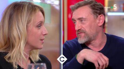 Pourquoi Ludivine Sagnier a-t-elle cru tomber amoureuse de Jean-Paul Rouve ? Elle répond dans C à vous (VIDEO)