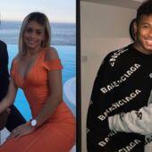 Saint-Valentin : Boubacar Kamara, Mbaye Niang, Anthony Martial ... Ces footballeurs en couple avec des candidates de télé-réalité (PHOTOS)