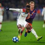 Lyon/Manchester City : maladroit puis génial, Maxwell Cornet rend fous les internautes (REVUE DE TWEETS)