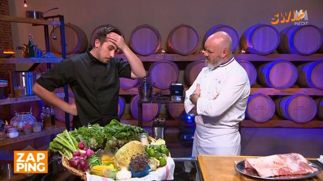 Mis Sous Pression Un Candidat Dobjectif Top Chef Abandonne La