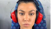Khloé Kardashian réagit aux photos osées de sa sœur Kourtney en Une de GQ (PHOTOS)