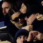 PSG/Liverpool : avalanche de stars au Parc des Princes, Leonardo DiCaprio et sa magnifique compagne ne sont pas passés inaperçus... (PHOTOS)