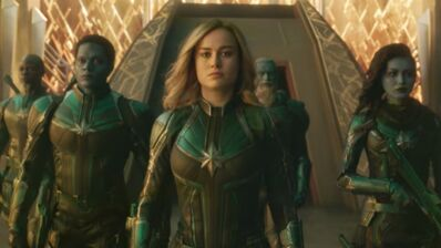 Captain Marvel se dévoile un peu plus dans une nouvelle bande-annonce ! (VIDEO)