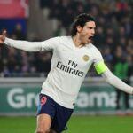 Strasbourg/PSG : Edinson Cavani sauve le PSG de la défaite à Strasbourg (REVUE DE TWEETS)