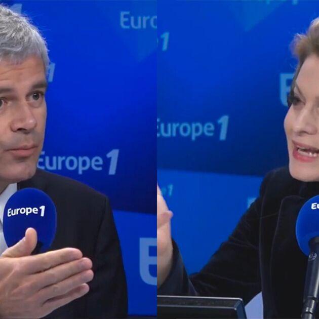 """""""Mentir aux Français, c'est assez important"""" : échange tendu entre Audrey Crespo-Mara et Laurent Wauquiez autour des Gilets jaunes (VIDEO)"""