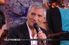 Téléthon 2018 : les larmes de Nagui face à Laurence Tiennot-Herment, présidente de l'AFM-Téléthon (VIDEOS)