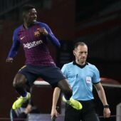Barcelone/Tottenham : Ousmane Dembélé s'offre une accélération et un but d'anthologie ! (VIDEO)