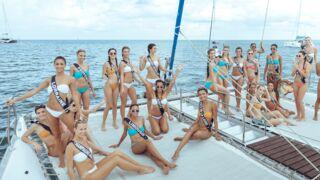 Miss France 2019 : les plus belles images du voyage paradisiaque des Miss à l'Île Maurice (PHOTOS)