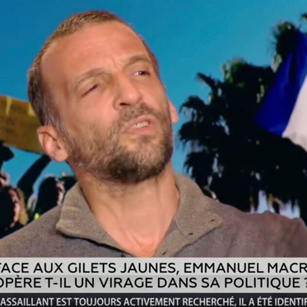 """""""Vous êtes bidon ! Vous êtes nul !"""" : Mathieu Kassovitz explose lors d'un débat sur les Gilets jaunes (VIDEO)"""