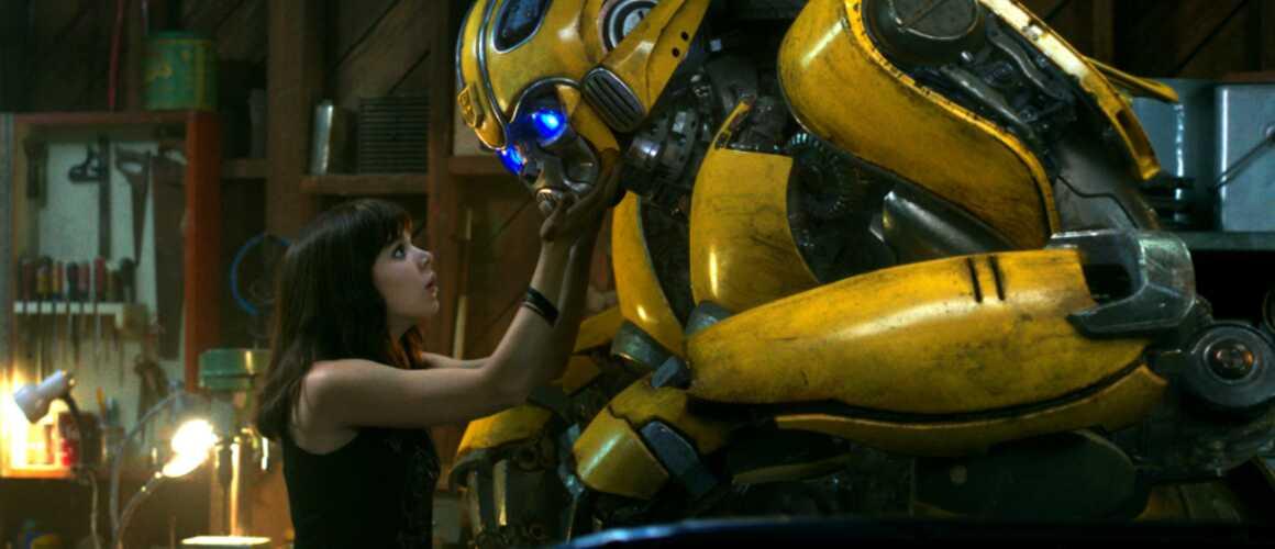 bumblebee cinq raisons d 39 aller voir ce film d riv de la saga transformers. Black Bedroom Furniture Sets. Home Design Ideas