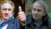 C'est extra : Gérard Depardieu se met au régime avec Michel Houellebecq !
