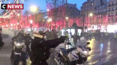 Gilets jaunes : les images terribles d'une blessée dans les rues de Nice diffusées en direct (VIDEO)
