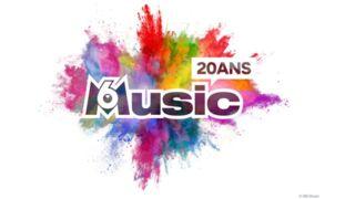 M6 Music fête ses 20 ans (M6) : quels sont les artistes du concert ?
