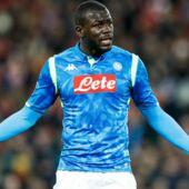 Kalidou Koulibaly victime de cris racistes pendant Inter Milan/Naples (mis à jour)